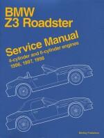 BMW Z3 ROADSTER SERVICE MANUAL