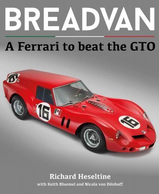 BREADVAN - A FERRARI TO BEAT THE GTO