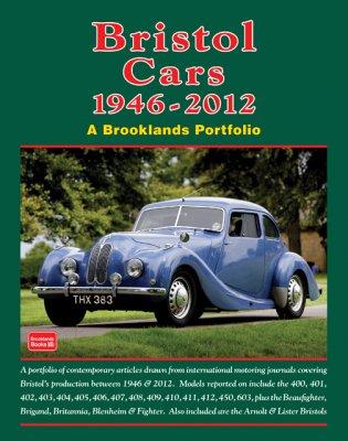 BRISTOL CARS 1946-2012 A BROOKLANDS PORTFOLIO