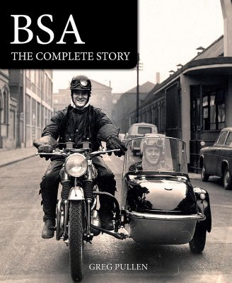 BSA THE COMPLETE STORY