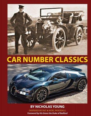 CAR NUMBER CLASSICS