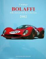CATALOGO BOLAFFI 2002 DELLE AUTOMOBILI DA COLLEZIONE