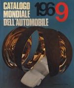 CATALOGO MONDIALE DELL'AUTOMOBILE 1969