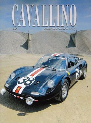 CAVALLINO N.217
