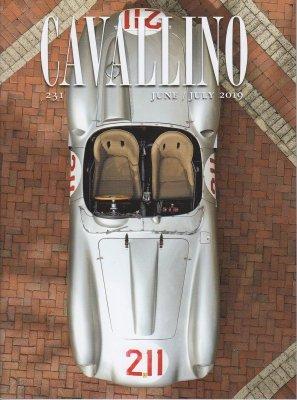 CAVALLINO N.231
