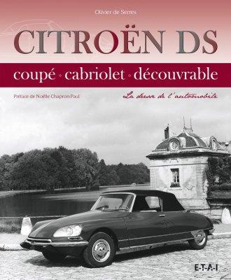 CITROEN DS COUPE' CABRIOLET DECOUVRABLE