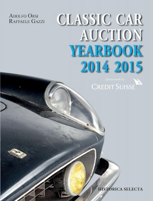CLASSIC CAR AUCTION 2014-2015 YEARBOOK