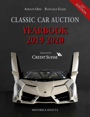 CLASSIC CAR AUCTION YEARBOOK 2019-2020