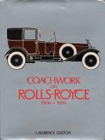 COACHWORK ON ROLLS ROYCE 1906 - 1939