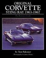 CORVETTE STING RAY 1963-1967 ORIGINAL