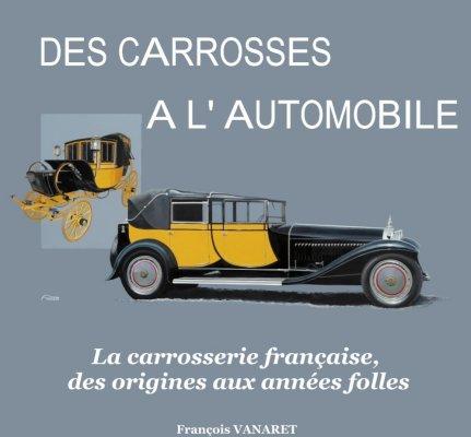 DES CARROSSES A L'AUTOMOBILE