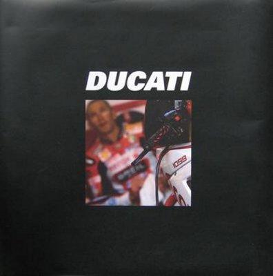 DUCATI 2008 TROY BAYLISS
