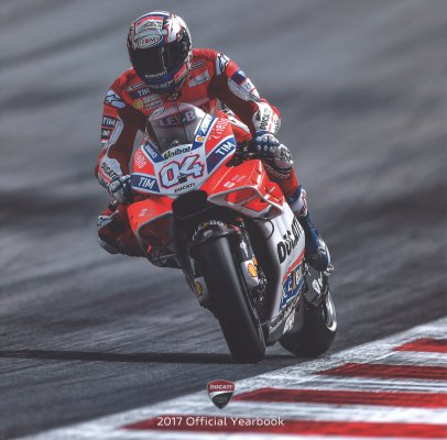 DUCATI 2017 OFFICIAL YEARBOOK