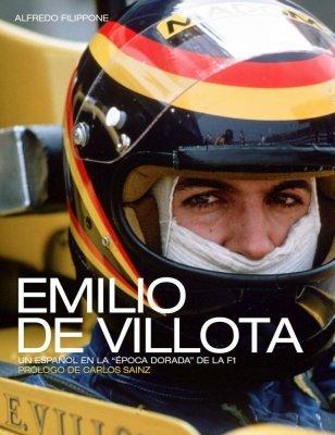 """EMILIO DE VILLOTA: UN ESPANOL EN LA """"EPOCA DORADA"""" DE LA F1"""