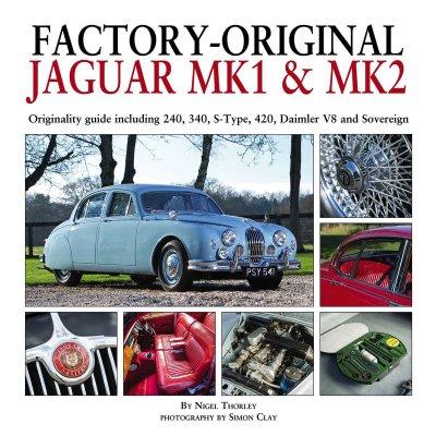 FACTORY ORIGINAL JAGUAR MK1 & MK2