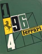 FERRARI 1964 (ANNUARIO UFFICIALE)