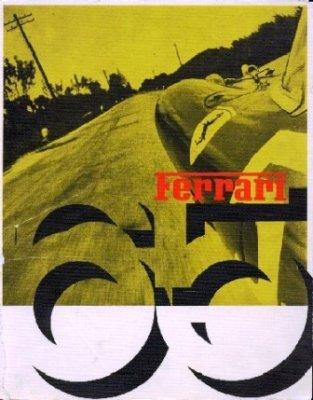 FERRARI 1965 (ANNUARIO UFFICIALE)