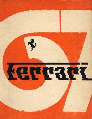 FERRARI 1967 ( ANNUARIO UFFICIALE )