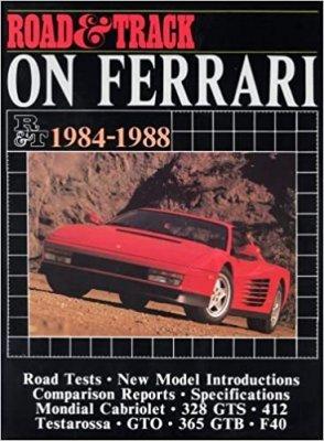 FERRARI 1984-1988