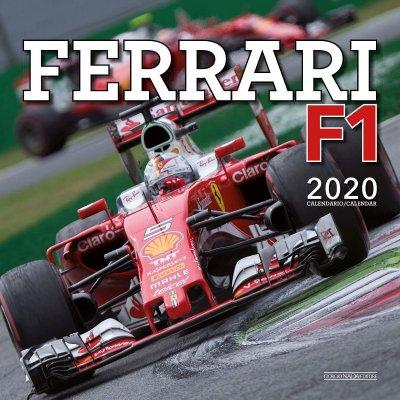 FERRARI F1 2020 CALENDARIO/CALENDAR
