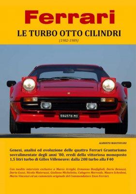 FERRARI LE TURBO OTTO CILINDRI (1982-1989) RILEGATO