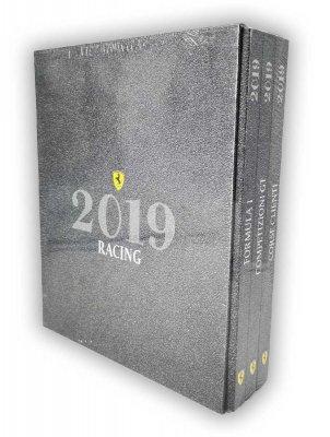 FERRARI RACING ACTIVITIES 2019