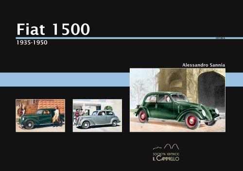 FIAT 1500 1935-1950