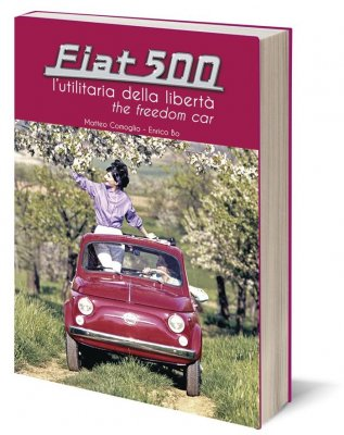 FIAT 500 L'UTILITARIA DELLA LIBERTA'