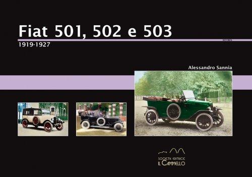 FIAT 501, 502 E 503 1919-1927