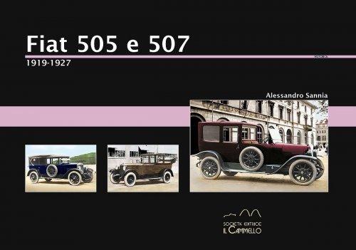 FIAT 505 E 507 1919-1927