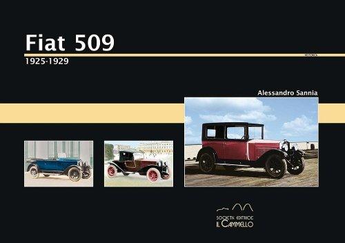 FIAT 509 1925-1929