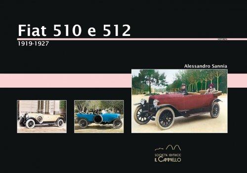 FIAT 510 E 512 1919-1927