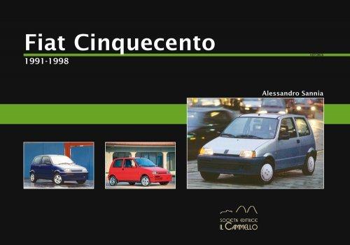 FIAT CINQUECENTO 1991-1998