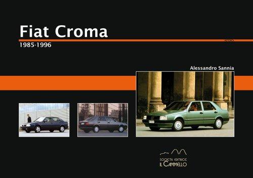 FIAT CROMA 1985-1996