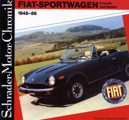 FIAT SPORTWAGEN 1948-1986