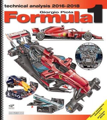 FORMULA 1 2016-2018 TECHNICAL ANALYSIS