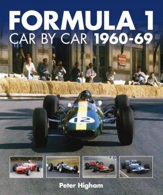 FORMULA 1 CAR BY CAR 1960-69