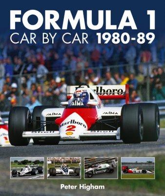 FORMULA 1 CAR BY CAR 1980-89
