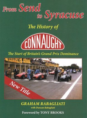 FROM SEND TO SYRACUSE - THE HISTORY OF CONNAUGHT