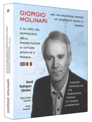 GIORGIO MOLINARI AND THE BACKSTAGE HEROES OF SPORTSCAR DESIGN IN MODENA