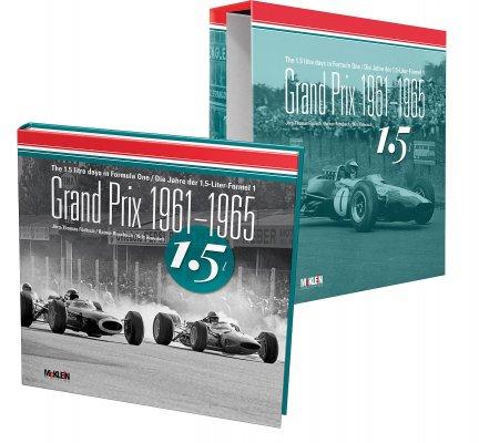 GRAND PRIX 1961-1965 - THE 1.5 LITRE DAYS IN FORMULA ONE