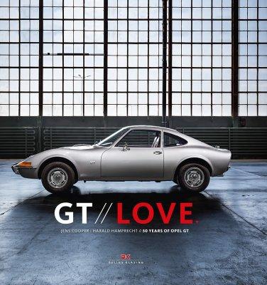 GT LOVE 50 YEARS OF OPEL GT