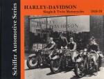 HARLEY DAVIDSON SINGLE & TWIN MOTORCYCLES 1918-78