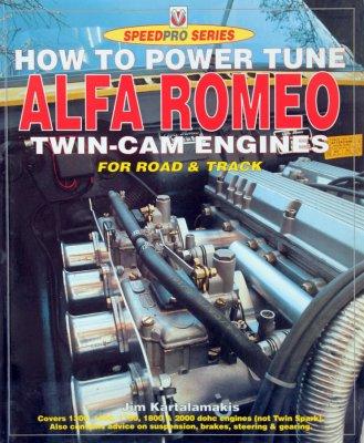 HOW TO POWER TUNE ALFA ROMEO TWIN-CAM ENGINES