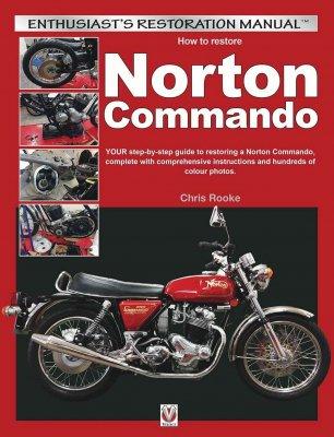 HOW TO RESTORE NORTON COMMANDO
