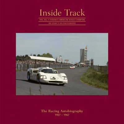 INSIDE TRACK - THE RACING AUTOBIOGRAPHY 1927 - 1967