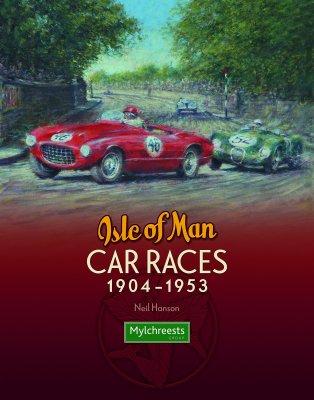ISLE OF MAN CAR RACES 1904-1953