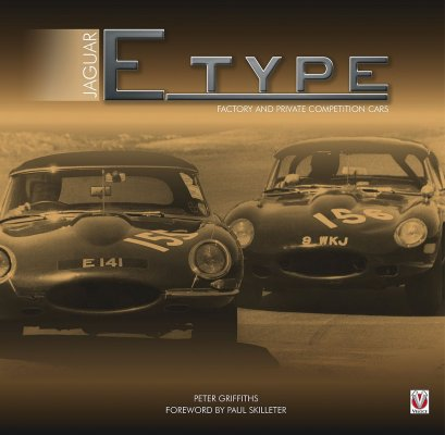 JAGUAR E TYPE FACTORY AND PRIVATE COMPETITION CARS