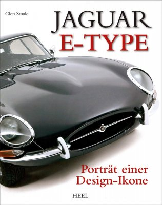 JAGUAR E-TYPE PORTRAT EINER DESIGN-IKONE