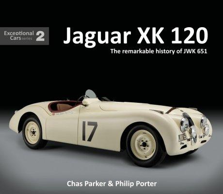 JAGUAR XK 120 - THE REMARKABLE HISTORY OF JWK 651